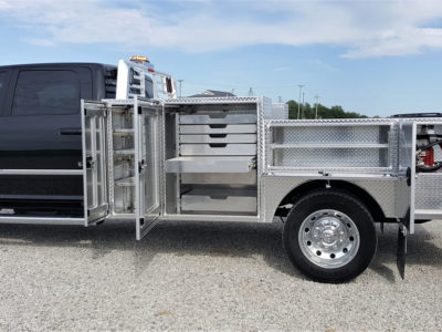 Zimmerman Trailers Utility Flatbed