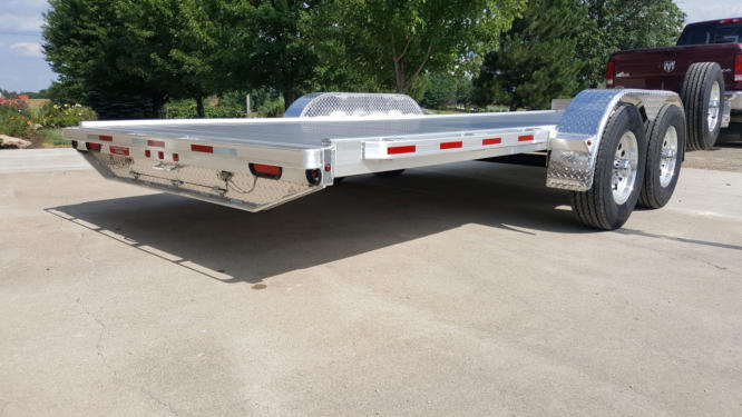 Zimmerman Trailers Carhauler Trailer