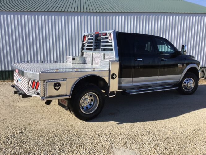 Zimmerman Trailers Ranch Master Truck Bodies