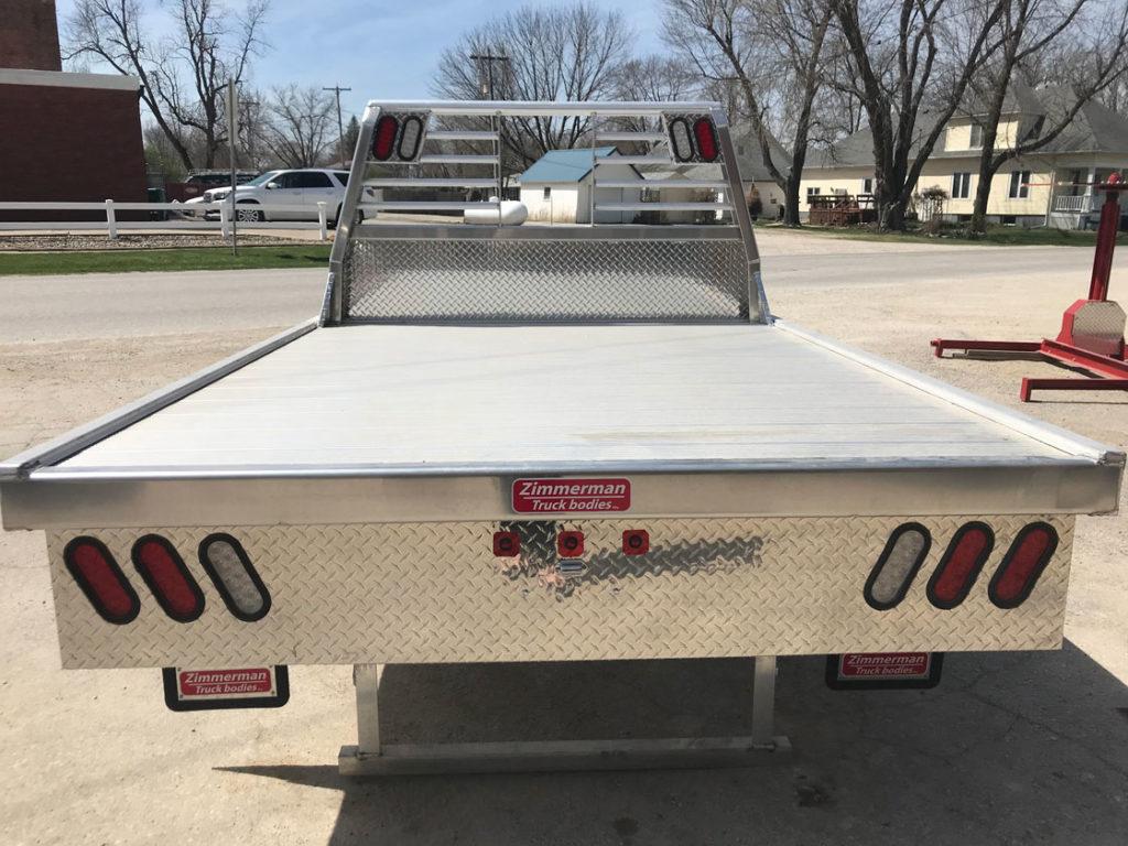 Zimmerman Trailers Truck Bed AL4000/A5000