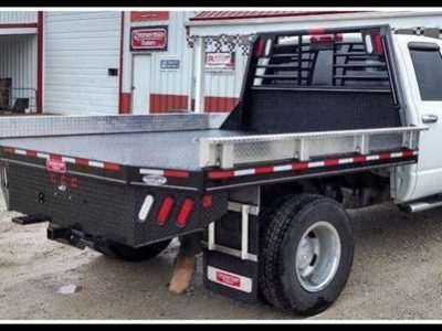 Zimmerman Trailers Standard All Steel Flatbed