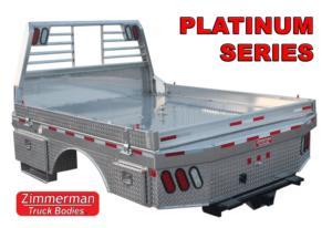 Platinum Aluminum Truck Body